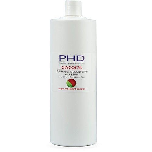 Glycocyl Therapeutic Soap Liquid AHA&BHA
