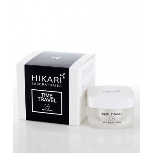 Time Travel Cream oily skin